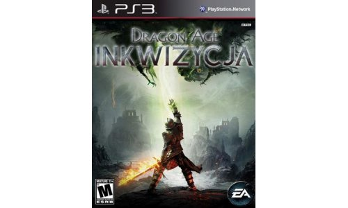 Dragon Age inkwizycja ps3 playstation 3