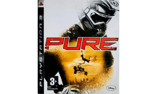Pure ps3 playstation 3