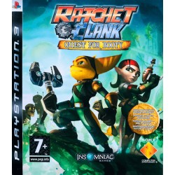 Ratchet & Clank: Quest for Booty ps3 playstation 3