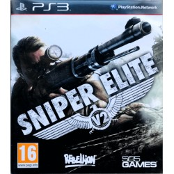 Sniper Elite V2 ps3 playstation 3