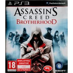 Assassin's Creed: Brotherhood ps3 playstation 3