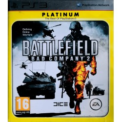 Battlefield: Bad Company 2 ps3 playstation 3