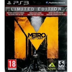 Metro: Last Light ps3 playstation 3