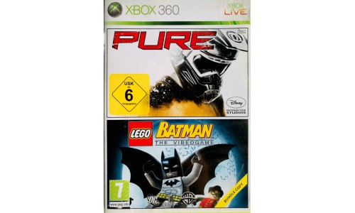 Pure batman xbox 360