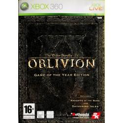 Oblivion 4 xbox 360