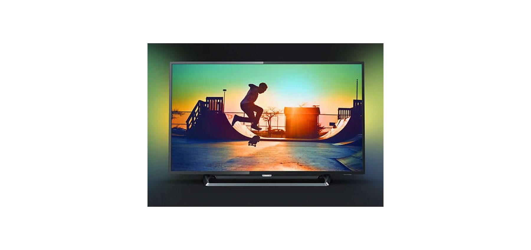 Telewizor PHILIPS 55PUS6262/12/4K Ultra HD 3840 x 2160 /55Cali SMART TV
