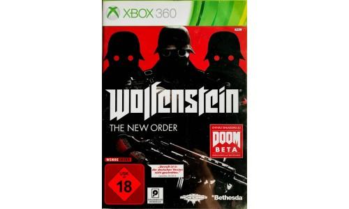 Wolfenstein: The New Order Xbox 360