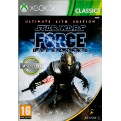 Star Wars: The Force Unleashed xbox 360
