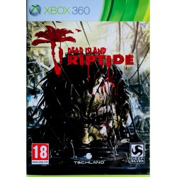 Dead island Riptide xbox 360