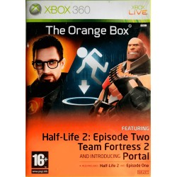 The Orange Box Xbox 360