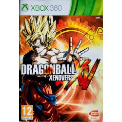 Dragon Ball: Xenoverse Xbox 360
