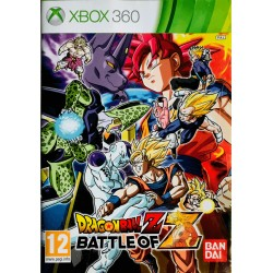 Dragon Ball Z: Battle of Z Xbox 360