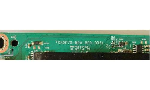 Płyta główna do telewizora 43pus7805/12 model płyty 715G9907-M0G-B00-005K