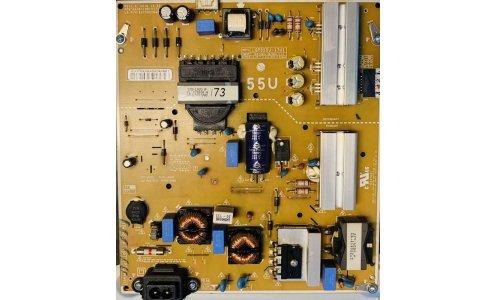 Zasilacz EAX67189101 (1.4) EAY64529401 REV1.0 LGP55DJ-17U1 LG 55UJ6307