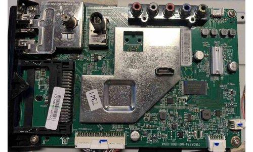 LG 43lj500v Płyta główna MODEL TDSY-G430D1707B2212