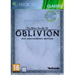 Elder Scrolls IV: Oblivion 5th Anniversary Xbox 360
