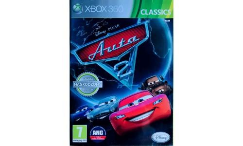 Disney auta 2 Xbox 360