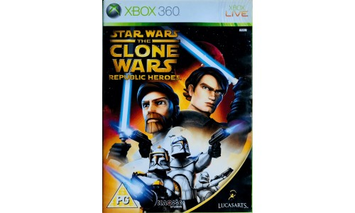 Star Wars: The Clone Wars - Republic Heroes Xbox 360