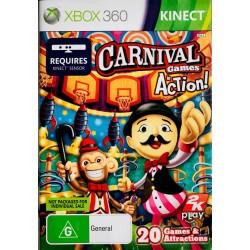 Carnival Games Xbox 360