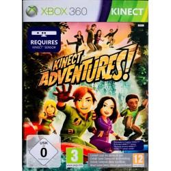 Kinect Adventures xbox 360 kinect
