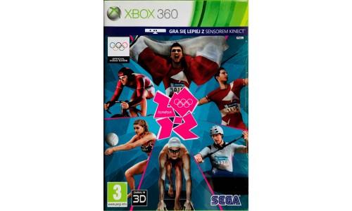 London 2012 xbox 360