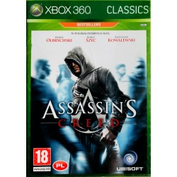 Assassin's Creed xbox 360