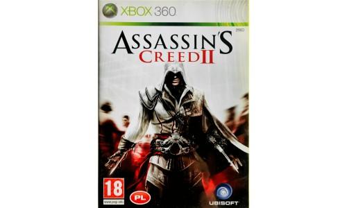 Assassin's Creed II xbox 360
