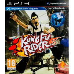 Kung fu rider ps3 playstation 3