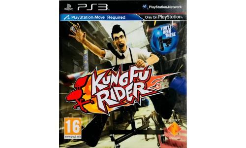 Kung fu rider ps3 playstation 3