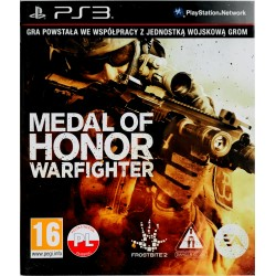 Medal of Honor ps3 playstation 3 [PL]
