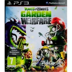 Plants vs. Zombies: Garden Warfare ps3 playstation 3