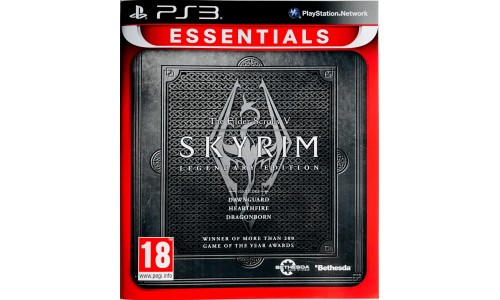 The Elder Scrolls V: Skyrim ps3 playstation 3
