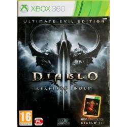 Diablo III: Reaper of Souls Xbox 360