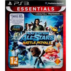 PlayStation All-Stars Battle Royale ps3 playstation 3