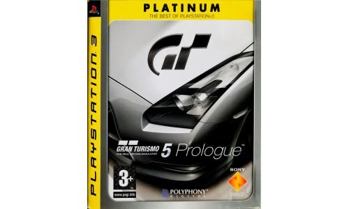 Gran turismo 5 platinum ps3 playstation 3