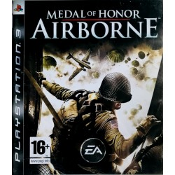Medal of Honor: Airborne[PL] ps3 playstation 3