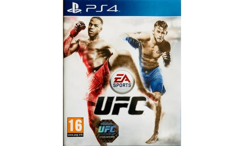 UFC ps4 playstation 4