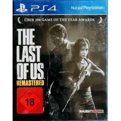 The last of us ps4 playstation 4[ANG]