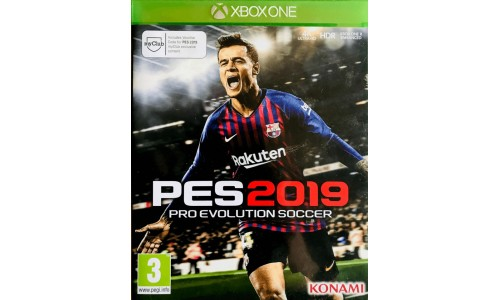 PES2019 Xbox one