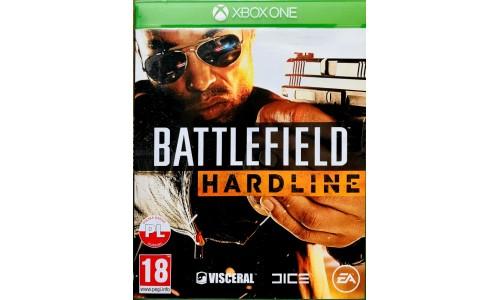 BattleField Hardline 4 Xbox one