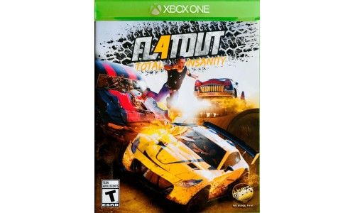 Fl4tdut Total Insanity Xbox one