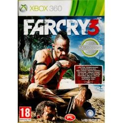 Farcry 3 xbox 360