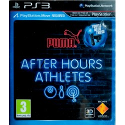 After hours ps3 playstation 3 move