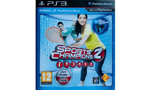 Sport champions 2 ps3 playstation 3