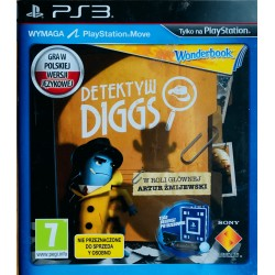 Diggs ps3 playstation 3 move