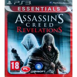 Assassin's Creed: Revelations ps3 playstation 3