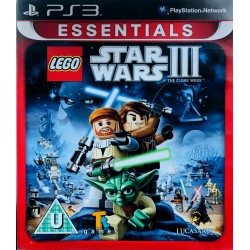 LEGO Star Wars III: The Clone Wars ps3 playstation 3