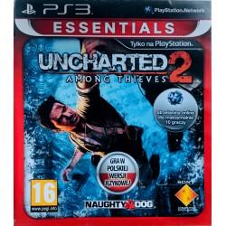 Uncharted 2: Pośród Złodzieips3 playstation 3