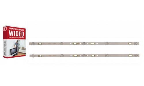 Listwy LED 4C-LB320T-HRB 32HR332M05A7 V0 6v TCL32D05-ZC22AG