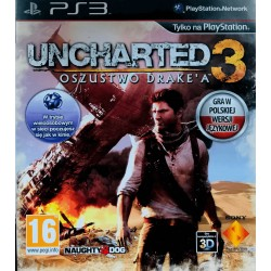 Uncharted 3: Oszustwo Drake'a ps3 playstation 3